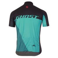 Джерси Ghost  Racing Jersey blk/red/wht - L