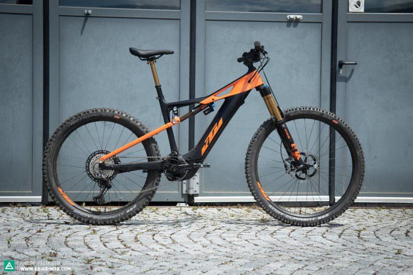 KTM Bikes 2020